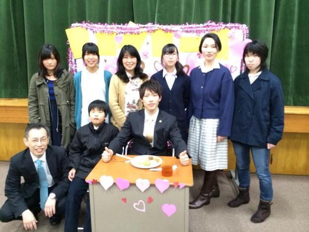 沼野永輝也 3.23.2014 伝道出発記念