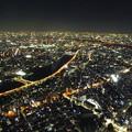 写真: 東京スカイツリーより