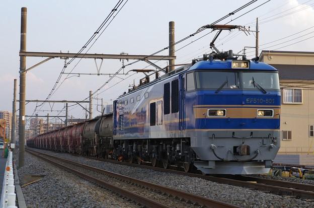EF510 501+タキ1200+トキ25000