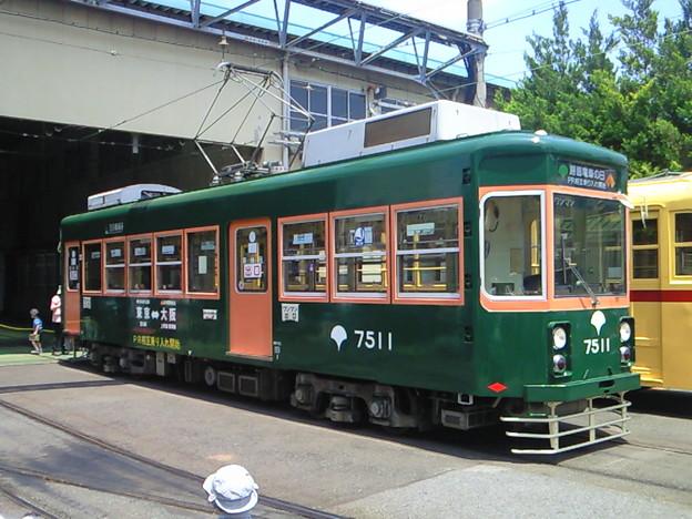 """Photos: そういや、阪堺電車と都電の""""PR相互乗入れ""""ってどうなったんだろ..."""