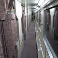 Photos: 札幌発上野行2レ11号車、オハネフ25 214なう。 寝台数32な...