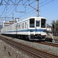 東武鉄道8000系。車号が80000番台になっているけど8000...