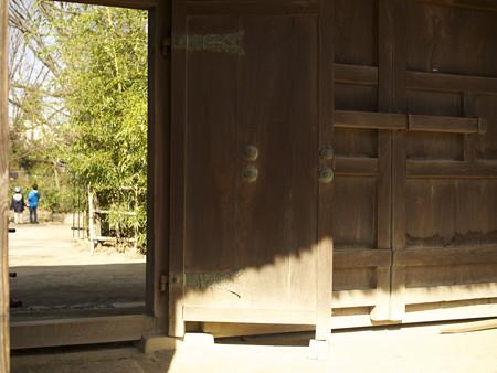 旧岡家家表門