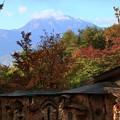 山の見える美術館から2
