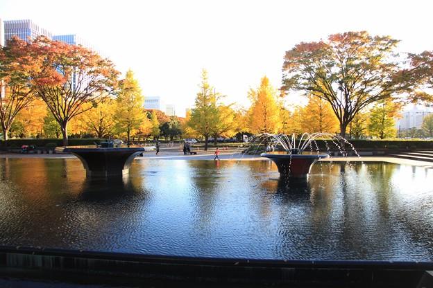 Photos: 噴水公園の紅葉4