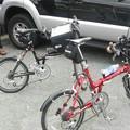 01自転車・山崎駅前
