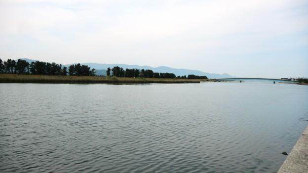 043中海干拓地・対岸が錦浜