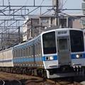 2013.02.03 JRK 415系混色編成