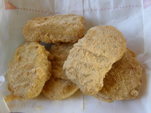 シャカシャカナゲット チェダーチーズ