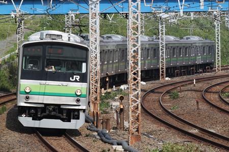 横浜線205系H27編成