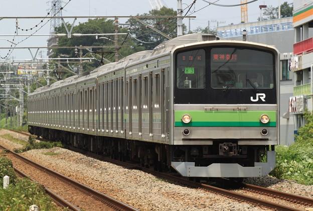 横浜線 205系H3編成