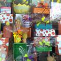 Photos: チョコレート屋のショーウィンドウ