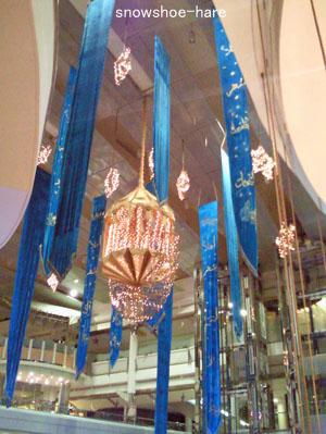 ラマダン天井飾り(2009年)