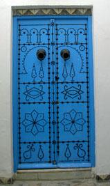 廊下の扉1