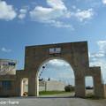 Port de Pecheの門