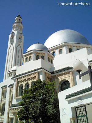 エル・マナールのモスク