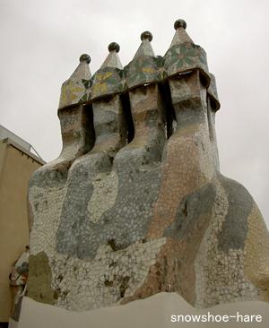 屋上の煙突1