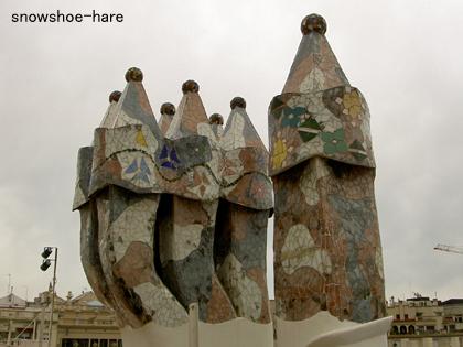 屋上の煙突2