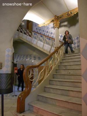 階段も素敵
