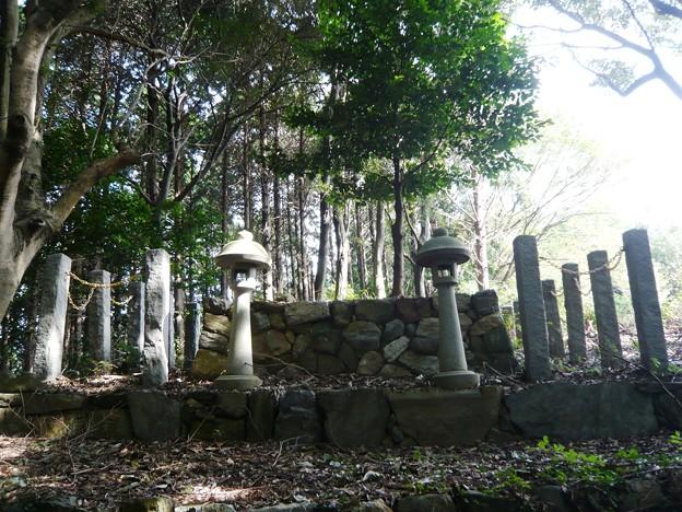 P1310122建蘇美命の御墳墓