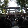 Photos: P1320616正宮前