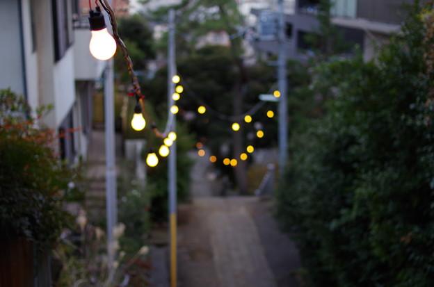 杉山神社(横浜市鶴見区)の参道