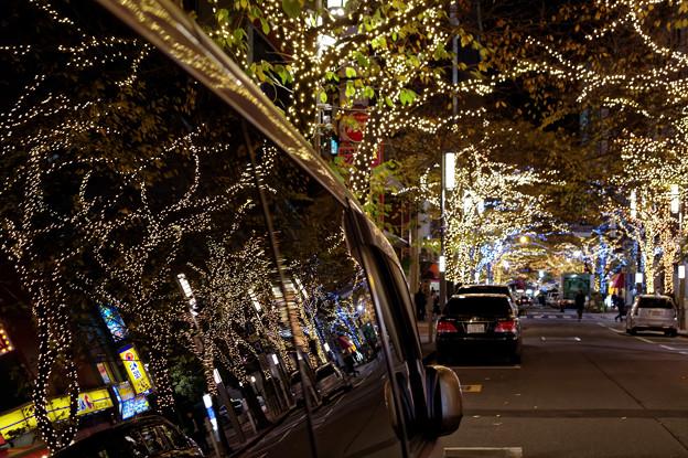 Photos: 八重洲さくら通りのイルミネーション(2)