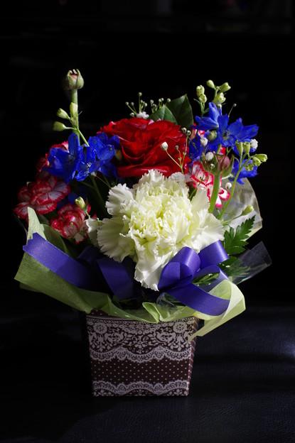 送別会の花束