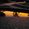 神奈川区の夕焼け(2)