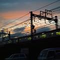 Photos: 神奈川区の夕焼け(3)