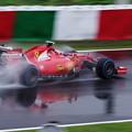 逆さフェラーリ