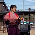 Photos: 燃えるお財布