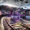 Photos: 嵐電嵐山駅