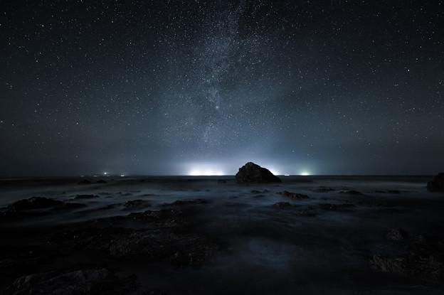 写真: 宇宙圏水國