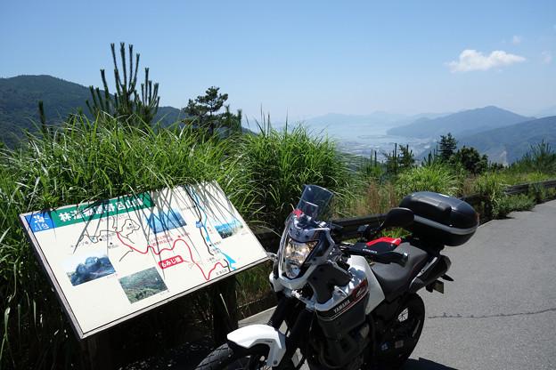 林道郷原野呂山線