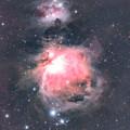 写真: 光害地で撮るオリオン大星雲 ~ Turning Point