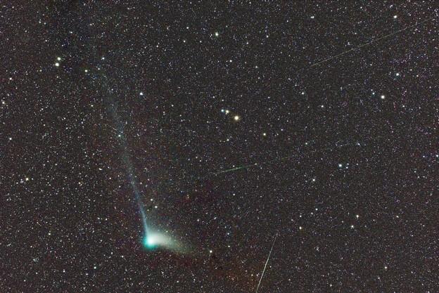カタリナ彗星(C/2013 US10) 2016.01.10