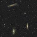 Photos: 三つ子銀河 ≪トリミング≫