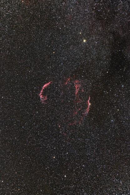 網状星雲≪再処理≫