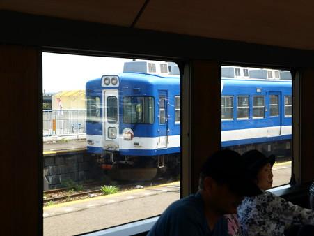 485系「宴」車窓47