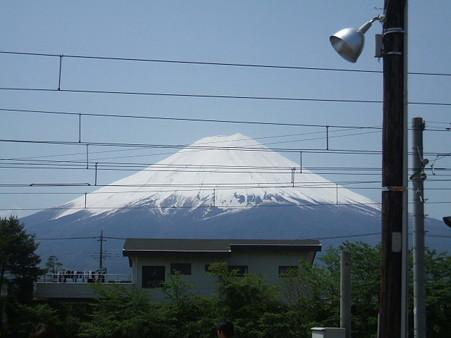 富士山(河口湖駅)