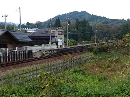 上総松丘駅(1)