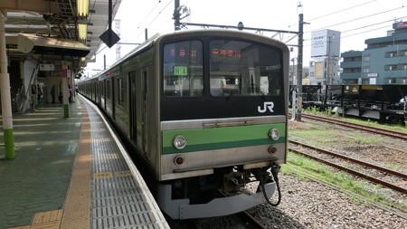 205系(八王子駅)