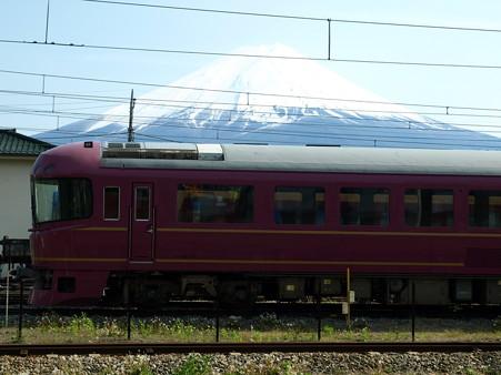 河口湖駅にて(18)
