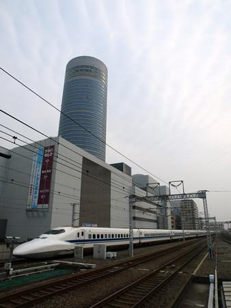 700系(新横浜駅)10