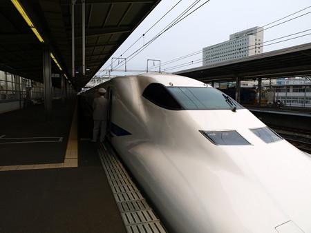 700系(豊橋駅)7