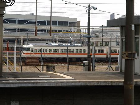 117系(豊橋駅)