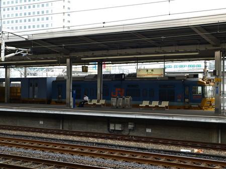 新幹線保線車両(豊橋駅)