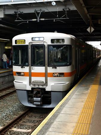 313系(豊橋駅)4