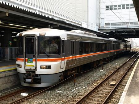 373系特急伊那路1号(豊橋駅)1